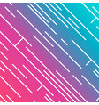 diagonal line pattern background vector image
