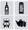 London design vector image vector image