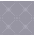 Thin line art seamless pattern for web site vector image