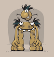 Cute Monsters vector image vector image