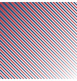 halftone line pattern background vector image vector image