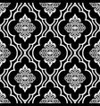 seamless oriental pattern wallpaper in style vector image