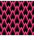 Abstract seamless geometric pattern with triangles vector image vector image