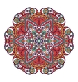 Ethnic tribal round ornament Colorful mandala for vector image vector image