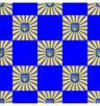 Seamless Ukrainian Pattern vector image vector image
