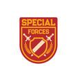 special forces division chevron elite squadron