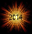Star 2014 04 vector image