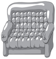 Sofa vector image vector image