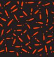 summer color print pantone 2019 living coral vector image