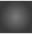 chrome metal background vector image vector image