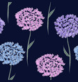 elegant vintage seamless floral pattern with vector image