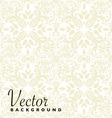 Floral beige repeat vector | Price: 1 Credit (USD $1)