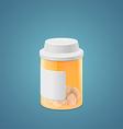 Pharmaceutics vector image vector image