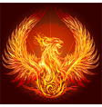 The Phoenix vector image vector image
