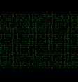 blue binary code vector image