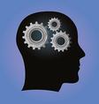 Mindgear vector image