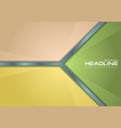 modern abstract minimal corporate background vector image vector image