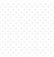thin beige polkadot seamless pattern vector image vector image