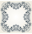 7floral line 75 1 vector image vector image