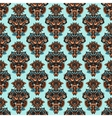 seamless ethnic ornament vector image