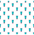 creme tube pattern seamless vector image vector image