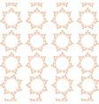 decorative elegant classic heraldry seamless vector image