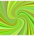 abstract swirl background from rotated rays vector image vector image