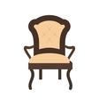 Chair Furniture vector image vector image