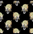 heads zombies vector image vector image