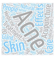 Of Pricks and Zits text background wordcloud vector image vector image