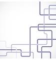 Digital network concept vector image vector image