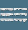 water foam clean washing liquids bath laundry vector image vector image