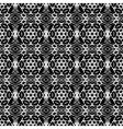 Geometric Line Ornament vector image vector image