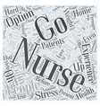 What are Your Options for Careers with Nursing vector image vector image