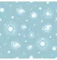 beautiful diamonds seamless pattern background vector image vector image