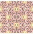 Ethnic floral seamless pattern4 vector image vector image