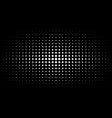 halftone white gradient texture background vector image vector image