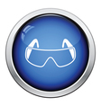 Icon of chemistry protective eyewear