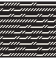 Seamless Rectangular Horizontal Lines vector image vector image