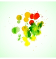 Colorful abstract watercolor backgrounds for your vector image