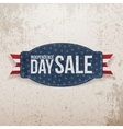 Independence Day Sale greeting Emblem