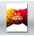 Restaurant Menu Card Broschure template Modern