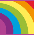background design with rainbow spectrum vector image vector image