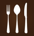 Fork knife and spoon vector | Price: 1 Credit (USD $1)