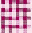 tartan pattern vector image vector image