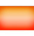 Orange Gradient Background vector image vector image