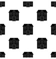 private cottagerealtor single icon in black style vector image vector image