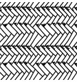 woven sketch seamless pattern braided mat vector image