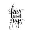 fries before guys inspirational funny vector image