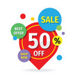 sale banner design discount up to 50 percant off
